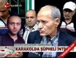 Karakolda şüpheli intihar!