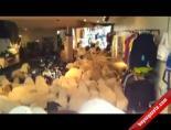 Koyunlar Mağaza Bastı