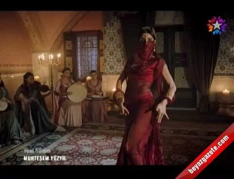 Firuzenin (Cansu Dere), Dansı Hürremi Kıskançlık Krizine Soktu