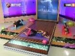 Ebru Şallı İle Pilates (Plates) Ebruli 26.09.2012