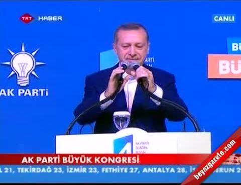 Başbakan Erdoğan'ın Konuşması -1 (AK Parti Kongresi)