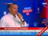 Başbakan Erdoğan'ın Konuşması -2 (AK Parti Kongresi)