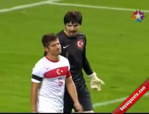 Hollanda - Türkiye maçı Geniş Özeti