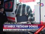 İstanbul faciadan döndü