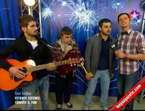 Yetenek Sizsiniz Türkiye Son Bölüm - Laz Yarışmacı Kerem Han Özdemir Salonu Çoşturdu