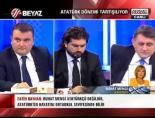 Ümit Zileli, Fatih Bayhan ve Ruhat Mengi arasında gergin tartışma
