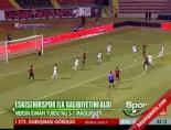 Eskişehirspor Mersin İdman Yurdu: 3-1 Maç Özeti online video izle