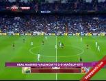 Real Madrid Valencia: 2-0 Maç Özeti (16 Ocak 2013) online video izle