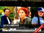 CHP'de Aygün krizi