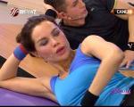 Ebru Şallı İle Pilates (Plates) Ebruli 17.01.2013