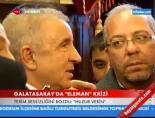 Galatasaray'da ''eleman'' krizi