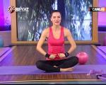 Ebru Şallı İle Pilates (Plates) Ebruli 21.01.2013 online video izle
