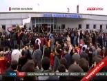 Sneijder İstanbulda! (Taraftar bekleyişi)