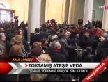 Toktamış Ateş'in Cenaze Törenine Yüzbinler Akın Etti online video izle