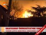 Galatasaray Üniversitesi Yangın - (Olay Yerinden Son Görüntüler) online video izle