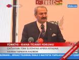 Türkiye-Gana ticaret forumu Haberi