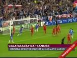 Afrika Aslanı Didier Drogba Galatasaray'da online video izle