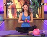 Ebru Şallı İle Pilates (Plates) Ebruli 28.01.2013  online video izle