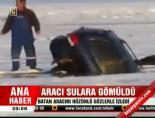 Aracı sulara gömüldü  online video izle