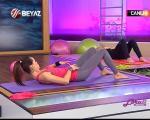 Ebru Şallı İle Pilates (Plates) Ebruli 03.01.2013Haberi online video izle
