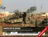 Suriye'de iç savaşHaberi