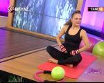 Ebru Şallı İle Pilates (Plates) Ebruli 30.01.2013  online video izle