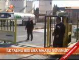 İlk talihli 800 lira maaşlı güvenlikçi online video izle