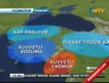 Türkiye Genelinde Hava Durumu - Ankara, İzmir, İstanbul, Adana, Bolu (6 Ocak 2013)