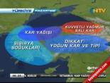 Yurtta Hava Durumu Adana - Antalya - Samsun (7 Ocak 2013) online video izle