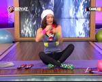 Ebru Şallı İle Pilates (Plates) Ebruli 08.01.2013 online video izle