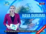 Hava Durumu 01.10.2013 (Nilay Özcan - TGRT Haber)