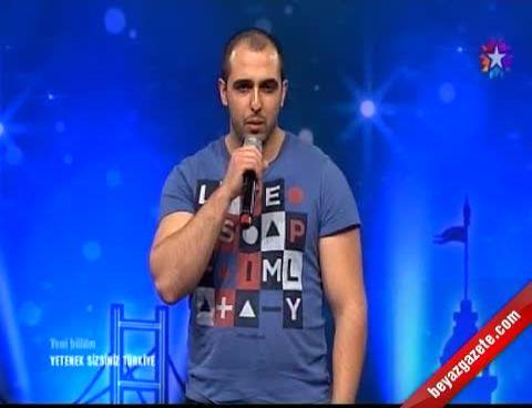 Yetenek Sizsiniz Türkiye - Mehmet Yıldız'ın Rap Performansı