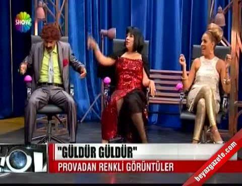 Show TV - 'Güldür Güldür' Kamera Arkası Görüntüleri