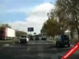 Rusya'daki İntihar Saldırısı Kamerada