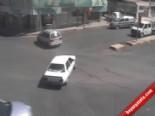 Karaman'da Meydana Gelen Trafik Kazaları MOBESE'de online video izle