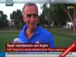 1461 Trabzon Teknik Direktörü Kadir Özcan Vefat Etti (Kadir Özcan Kimdir?)