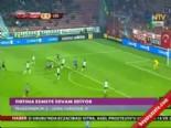 Trabzonspor Legia Varşova: 2-0 Maç Özeti