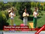 Diyanet'ten Yoga Yorumu.. Yoga Caiz Mi?