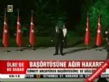 Cumhuriyet Gazetesi Yazarı Cüneyt Arcayürekten Başörtüsüne Ağır Hakaret online video izle