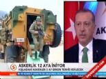 Askerlik Süresi Kaç Ay Oldu, Ne Zaman Kısalıyor? - 07.10.2013 online video izle