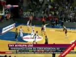 Fenerbahçe Ülker - CSKA Moskova: 86-60 Basketbol Maç Özeti  online video izle