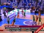 Unicaja Malaga - Galatasaray: 84-57 Basketbol Maç Özeti