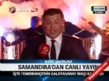 Fenerbahçeli Taraftarlar Samandırada Sabaha Kadar Bekleme Kararı Aldı