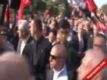 CHP'li Vekil Özgümüş, Polise Saldırdı