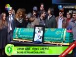 Usta Gazeteci Savaş Ay'ın Cenaze Töreni  online video izle