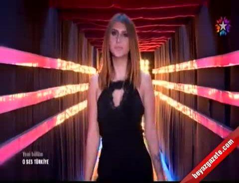 O Ses Türkiye - Nur Cennet Uçar'dan 'Ben Olmayınca' İzle (14 Kasım 2013)
