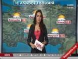 Türkiye'de Hava Durumu Ankara - İzmir - İstanbul (Selay Dilber 13.11.2013)