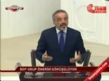 BDP'li Sırrı Sakık Meclis Kürsüsüne Kuran-ı Kerim İle Çıktı