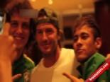 Neymar Ve Davıd Luız'in, Beckham Hayranlığı