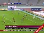 Beşiktaş Shakhtar Donetsk: 1-4 Maçın Özeti